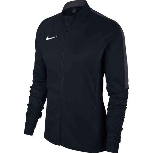 Womens Nike Academy18 Track Jacket – Black
