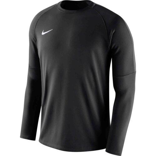 Nike Academy18 Crew – Black