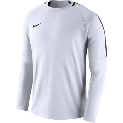 Nike Academy18 Crew – White