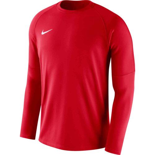 Nike Academy18 Crew – University Red