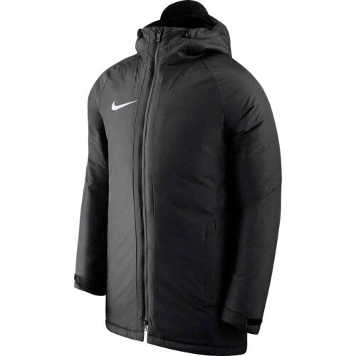 Nike Academy18 Heavy Bench Jacket – Black