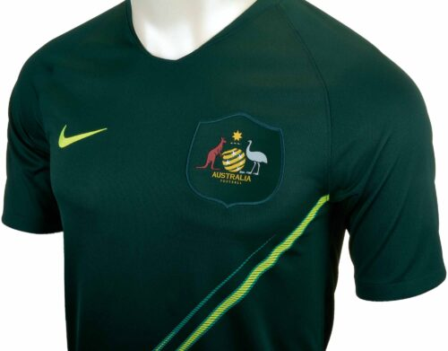Nike Australia Away Jersey 2018-19