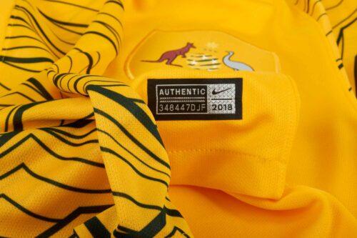 Nike Australia Home Jersey 2018-19