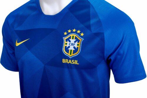 2018/19 Nike Brazil Away Jersey