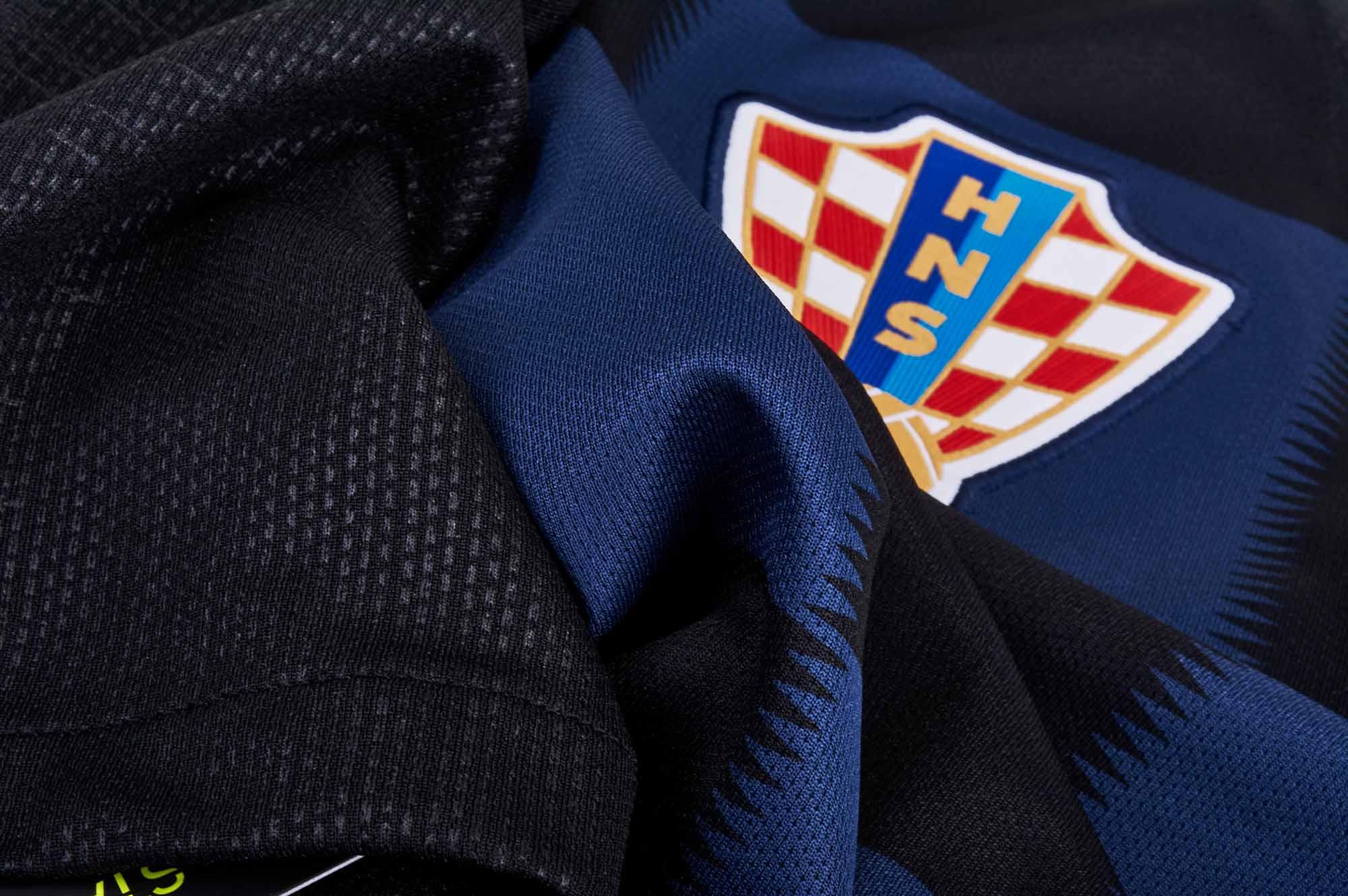 6ac79fb9fa3 Nike Croatia Away Jersey 2018-19 - SoccerPro.com