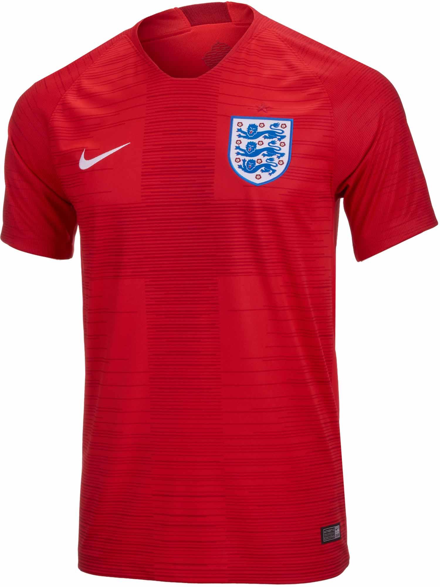 ffab816b1 Nike England Away Jersey 2018-19 - Soccerpro.com