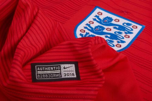 Nike England Away Jersey 2018-19 NS