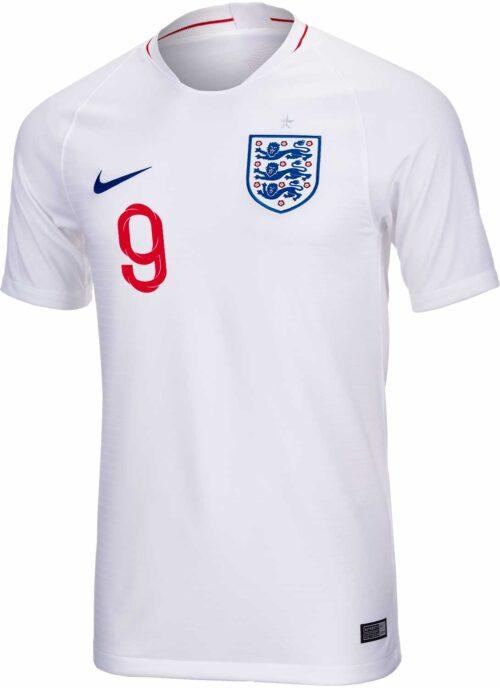 2018/19 Nike Harry Kane England Home Jersey