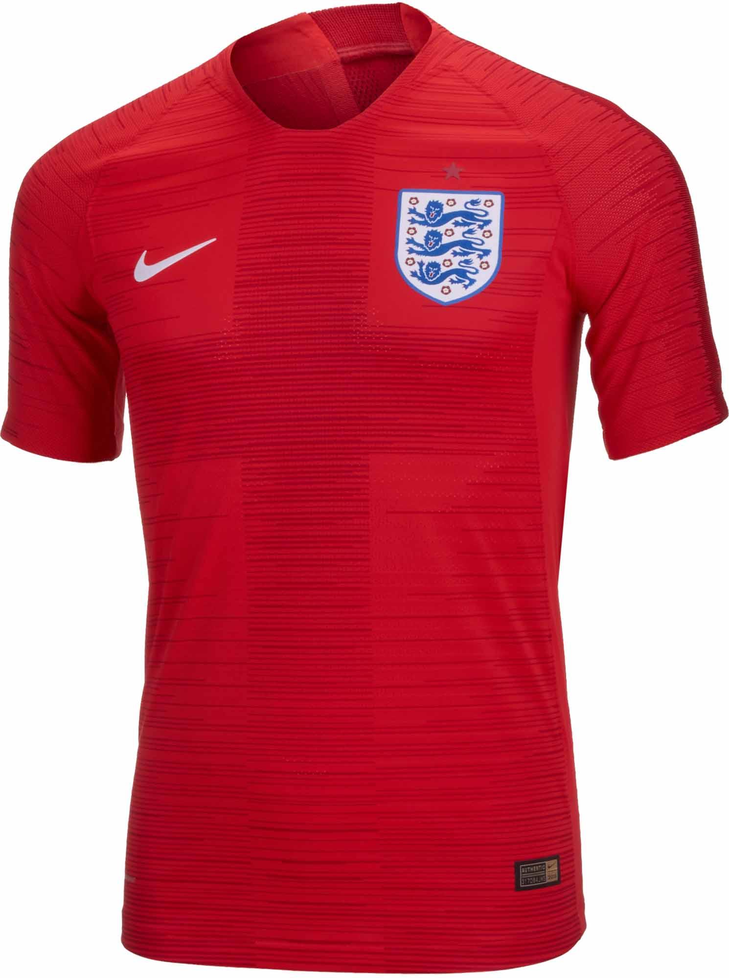 e4314613b1a Nike England Away Match Jersey 2018-19 - SoccerPro.com