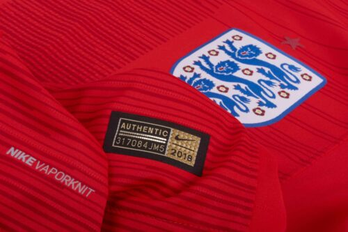 Nike England Away Match Jersey 2018-19 NS