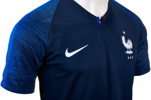 2018/19 Nike France Home Jersey