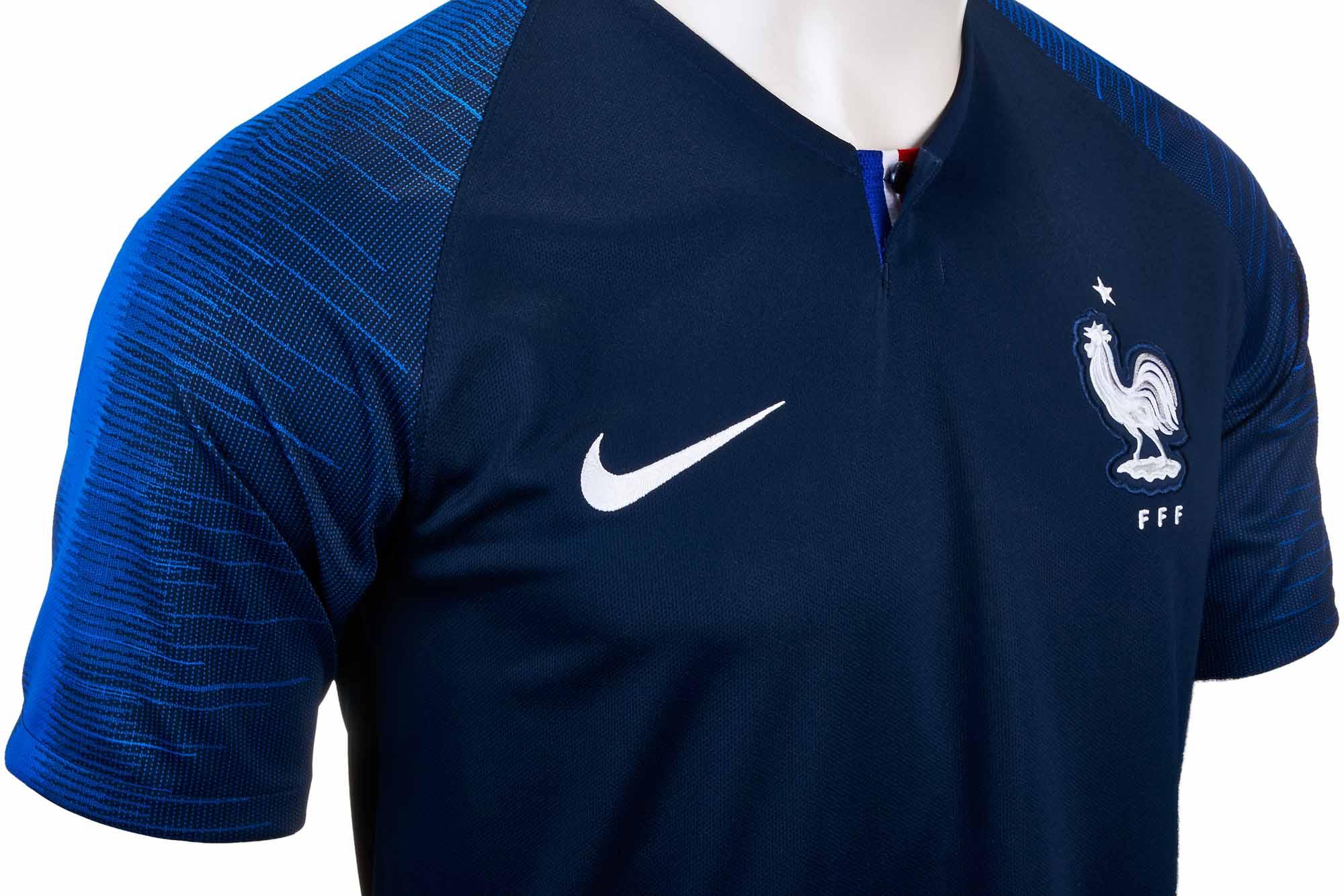 nike france jacket 2018
