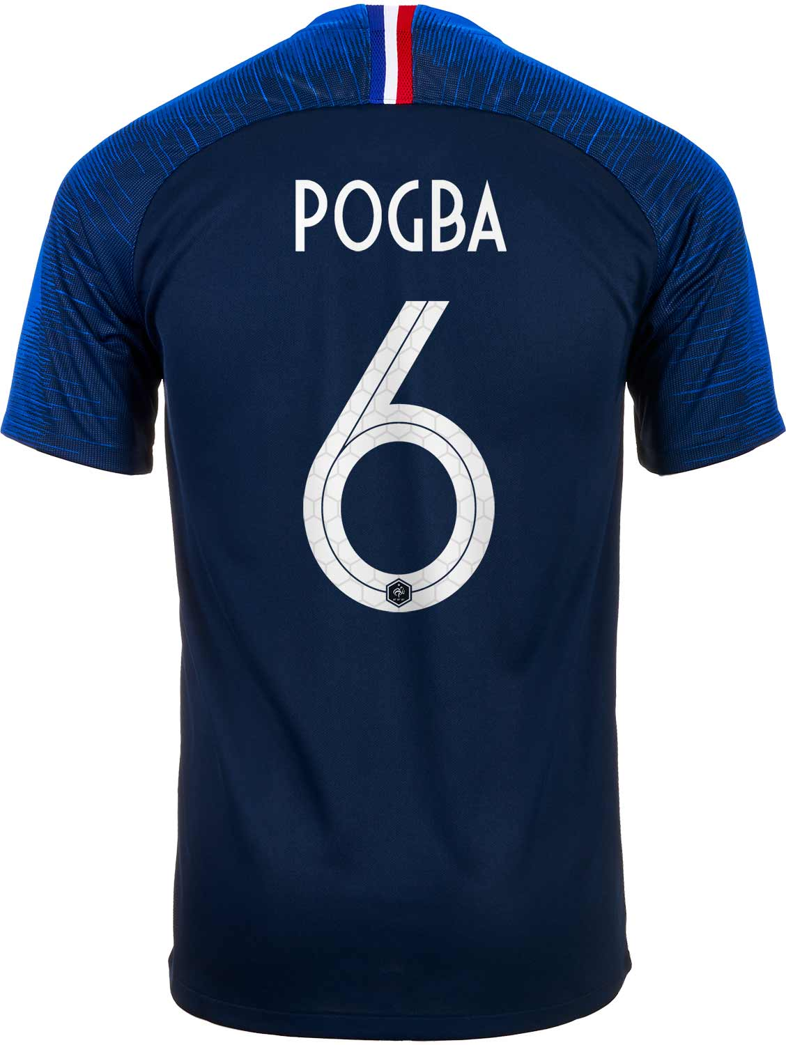 pretty nice 61dcd 1b09a 2018/19 Nike Paul Pogba France Home Jersey - SoccerPro