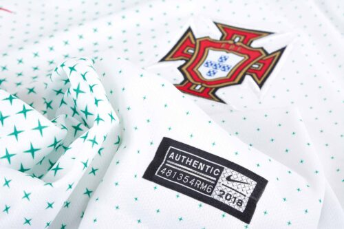 2018/19 Kids Nike Portugal Away Jersey