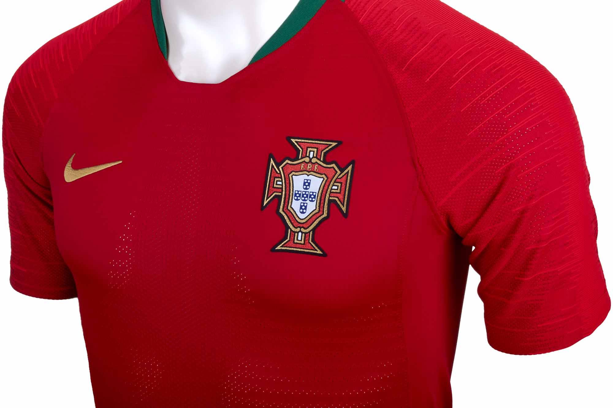 Nike Portugal Home Match Jersey 2018 19 Soccerpro