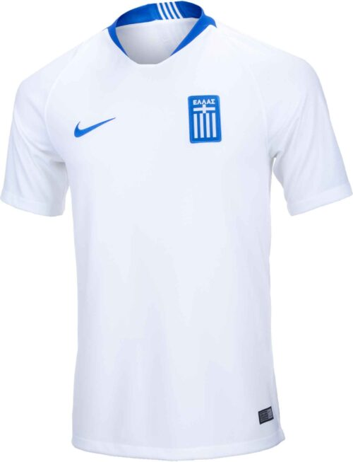 Nike Greece Home Jersey 2018-19