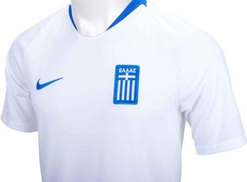 Nike Greece Home Jersey 2018-19