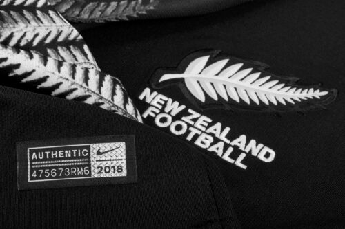 Nike New Zealand Away Jersey 2018-19