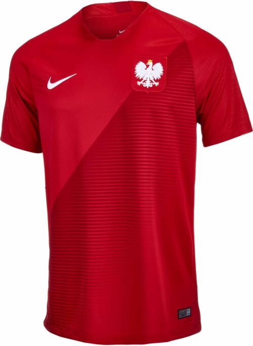 Nike Poland Away Jersey 2018-19 NS