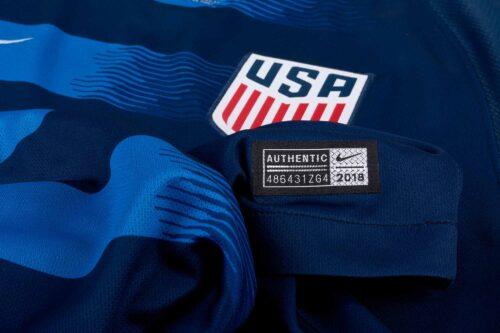 Nike USA Away Jersey 2018-19 NS
