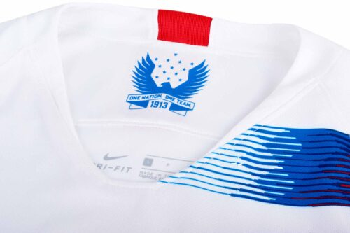 2018/19 Nike USA Home Jersey