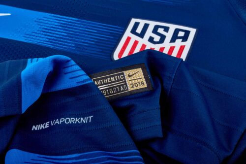 Nike USA Away Match Jersey 2018-19 NS