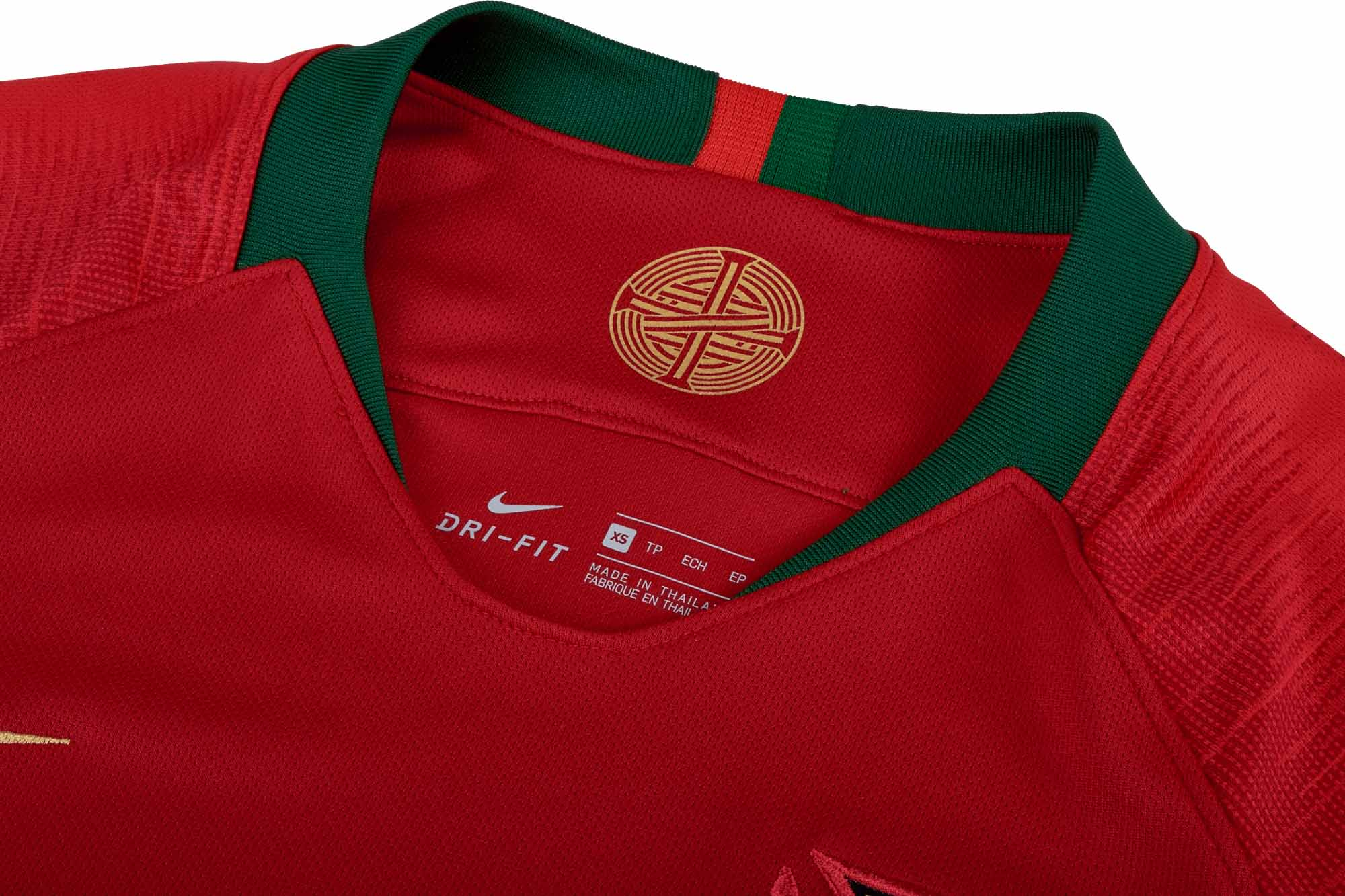 meilleur authentique 99cd3 c364d Nike Portugal Home Jersey - Womens 2018-19 - SoccerPro