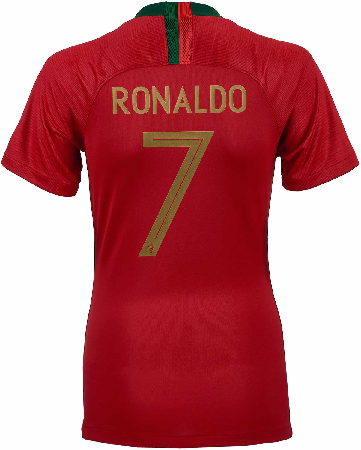 online store d5fa4 5439a 2018/19 Womens Nike Cristiano Ronaldo Portugal Home Jersey ...