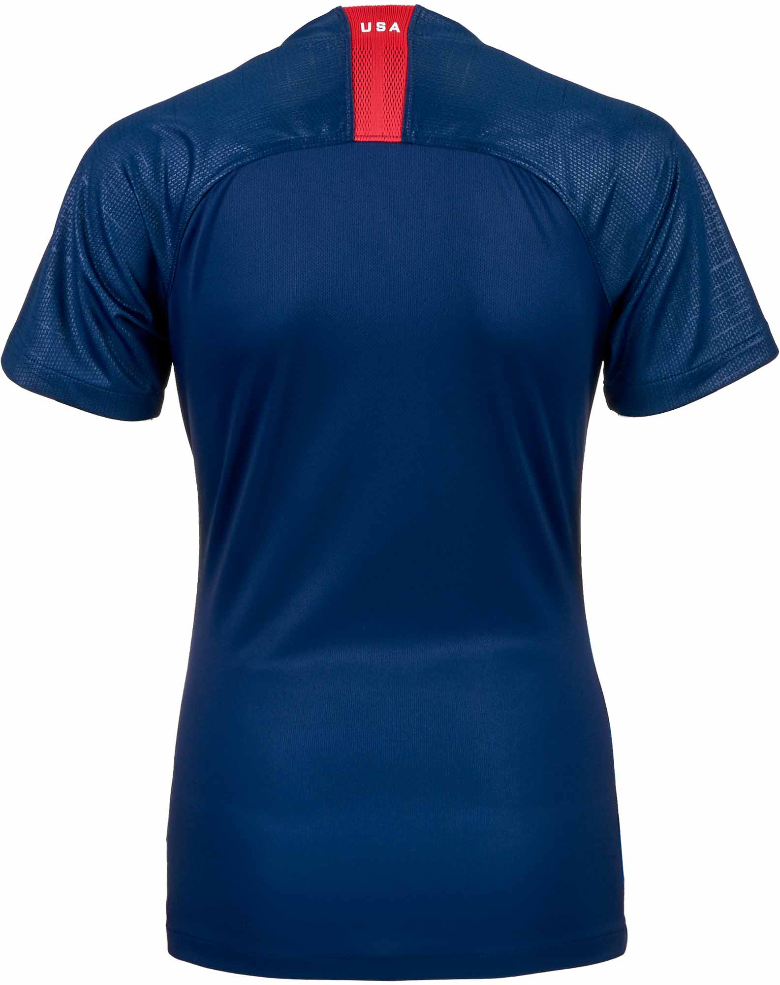 Nike USA Away Jersey - Womens 2018-19 - SoccerPro.com