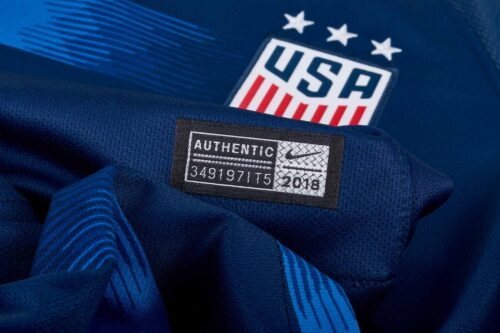 Nike USA Away Jersey – Womens 2018-19 NS