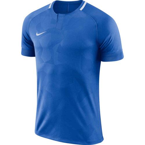 Womens Nike Challenge II Jersey – Game Royal