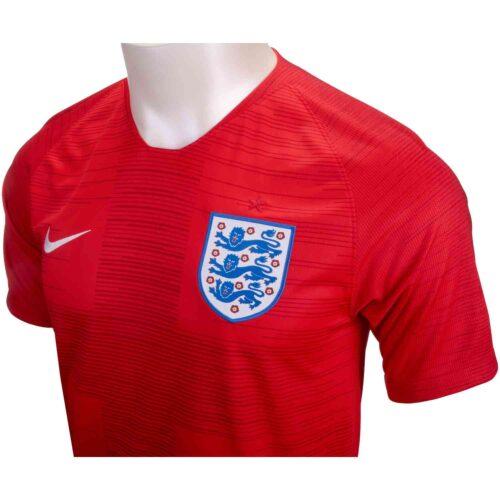 Nike England Away Jersey – Youth 2018-19 NS