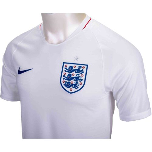Nike England Home Jersey – Youth 2018-19 NS