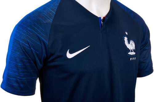 2018/19 Kids Nike France Home Jersey