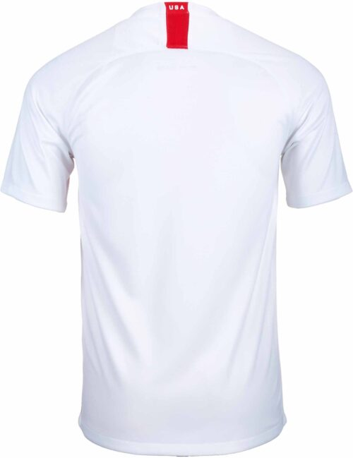 Nike USA Home Jersey – Youth 2018-19 NS