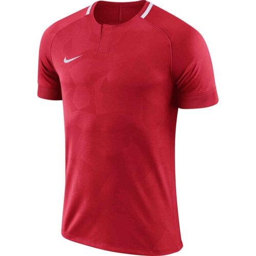 Kids Nike Challenge II Jersey – University Red