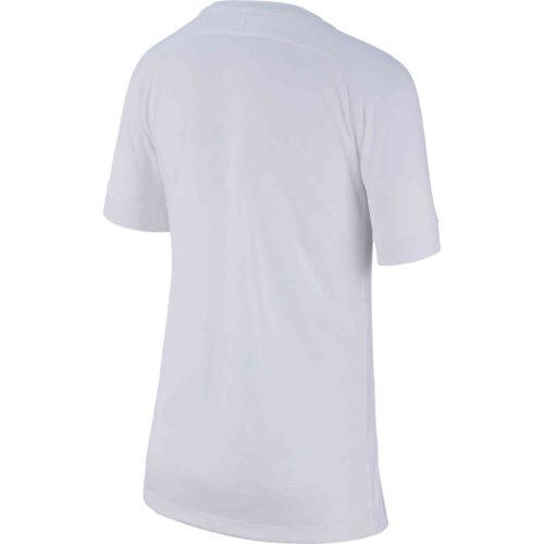 Kids Nike Challenge II Jersey – White