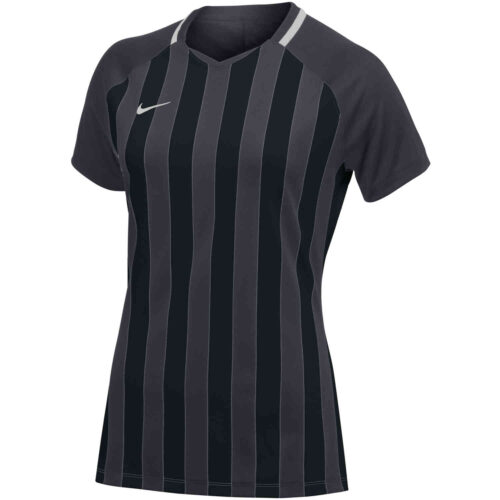 Womens Nike Striped Division III Team Jersey