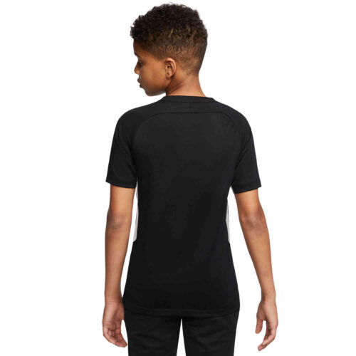 Kids Nike US Tiempo Premier Jersey – Black