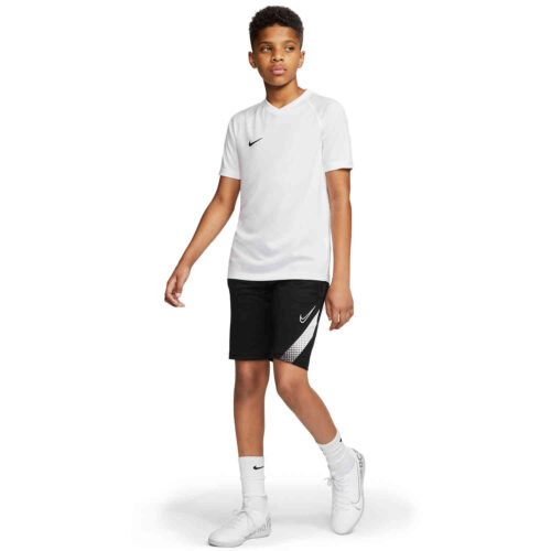 Kids Nike US Tiempo Premier Jersey – White