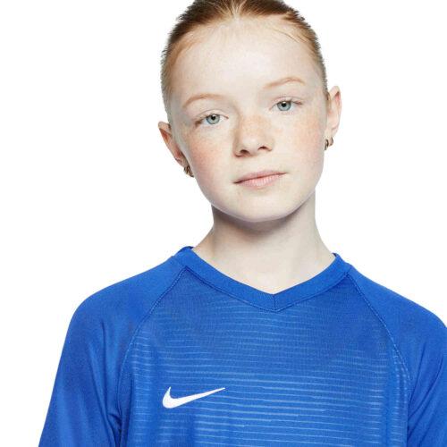 Kids Nike US Tiempo Premier Jersey – Game Royal
