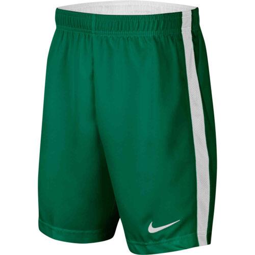 Kids Nike US Woven Venom II Shorts – Pine Green