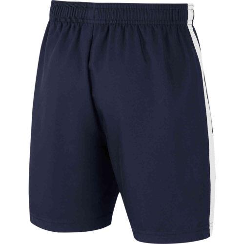 Kids Nike US Woven Venom II Shorts – College Navy