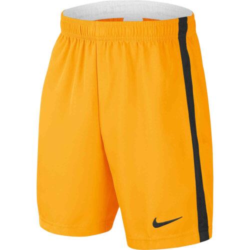 Kids Nike US Woven Venom II Shorts – University Gold