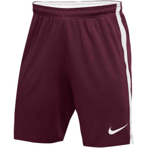 Nike US Woven Venom II Shorts – Team Maroon