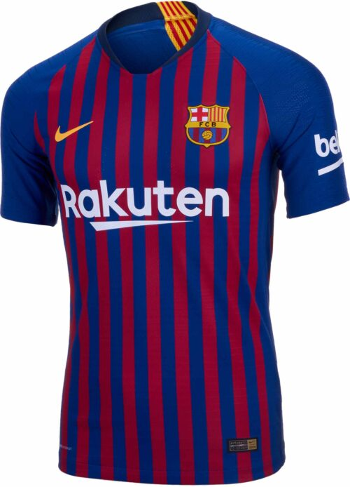 2018/19 Nike Barcelona Home Match Jersey