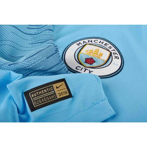 Nike Manchester City Home Match Jersey 2018-19
