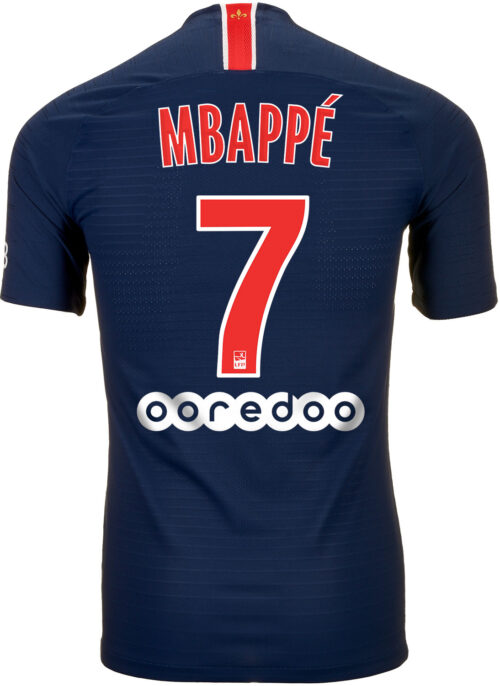 online store 048a8 6a641 Kylian Mbappe Jersey - Nike France and PSG Gear - SoccerPro.com
