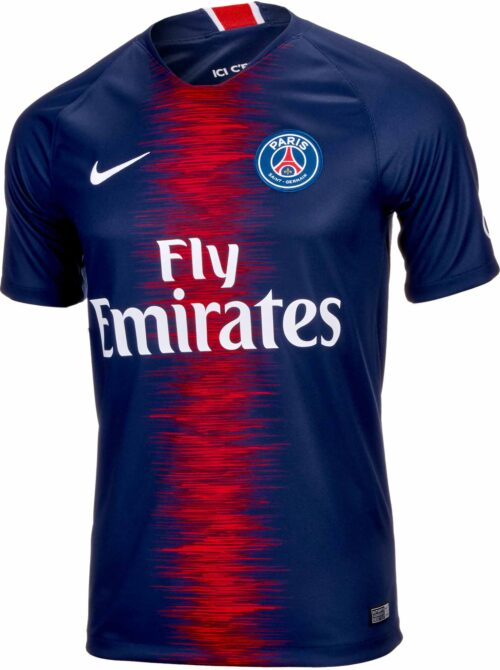 Nike PSG Home Jersey 2018-19