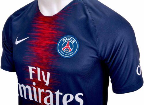 Nike Neymar Jr. PSG Home Jersey 2018-19